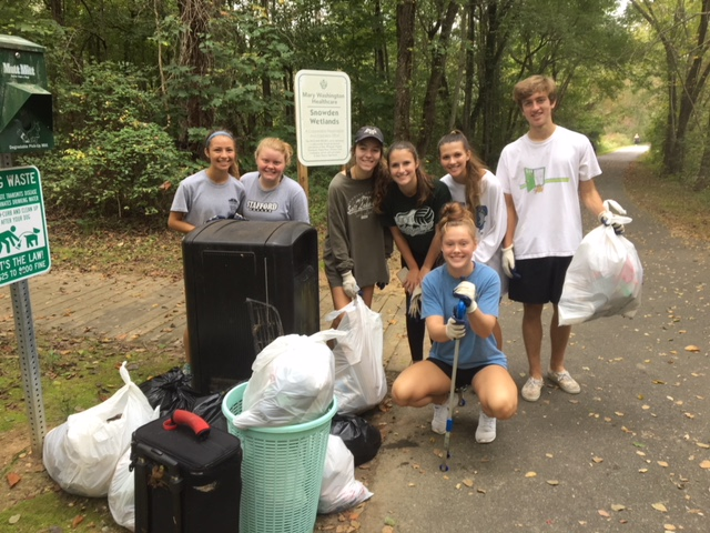 Another Big Fall Cleanup in the Books!