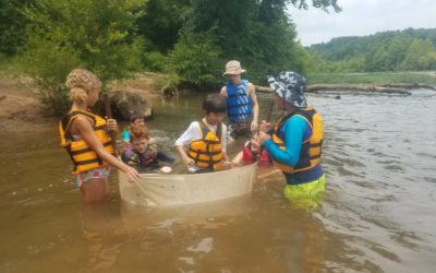 """Thanks to foundation's gift, 'The Beach' will remain a place of river education"""