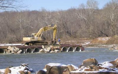 Embrey Dam: Explore the aftermath of a special moment in our river's history
