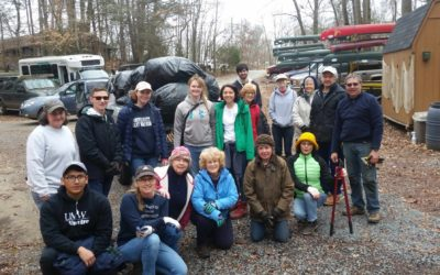 Growing Partnerships While Combating Invasive Plants