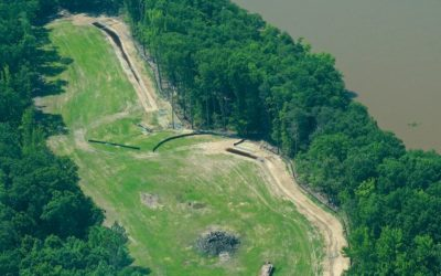 Richmond County Responds to Recent Picture of  Cliffside Erosion at Proposed Virginia True Development