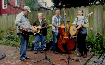 Local musicians bring love for the river