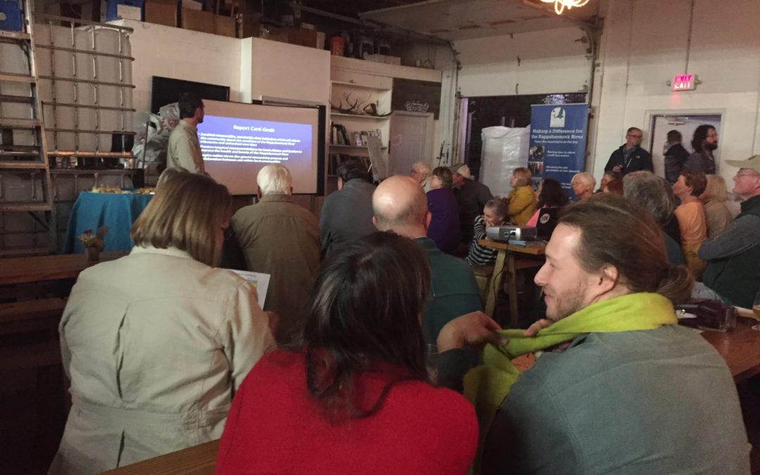 Upper Rappahannock Report Card: A surprise grade sparks community action