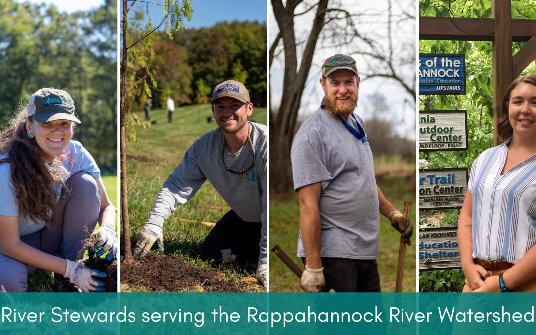 Serving each region of the Rappahannock River