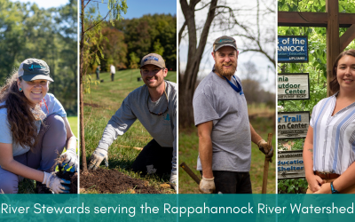 Serving each region of the Rappahannock River