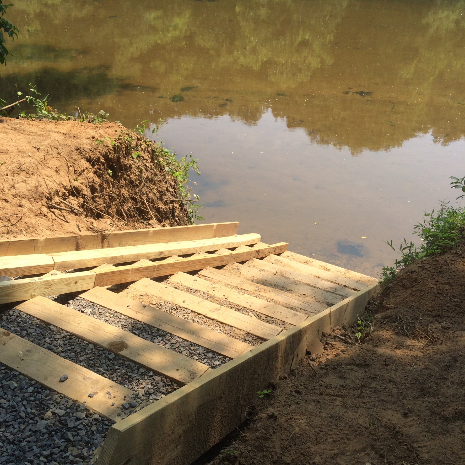 Canoe Launch Improves River Access, Reduces Bank Erosion