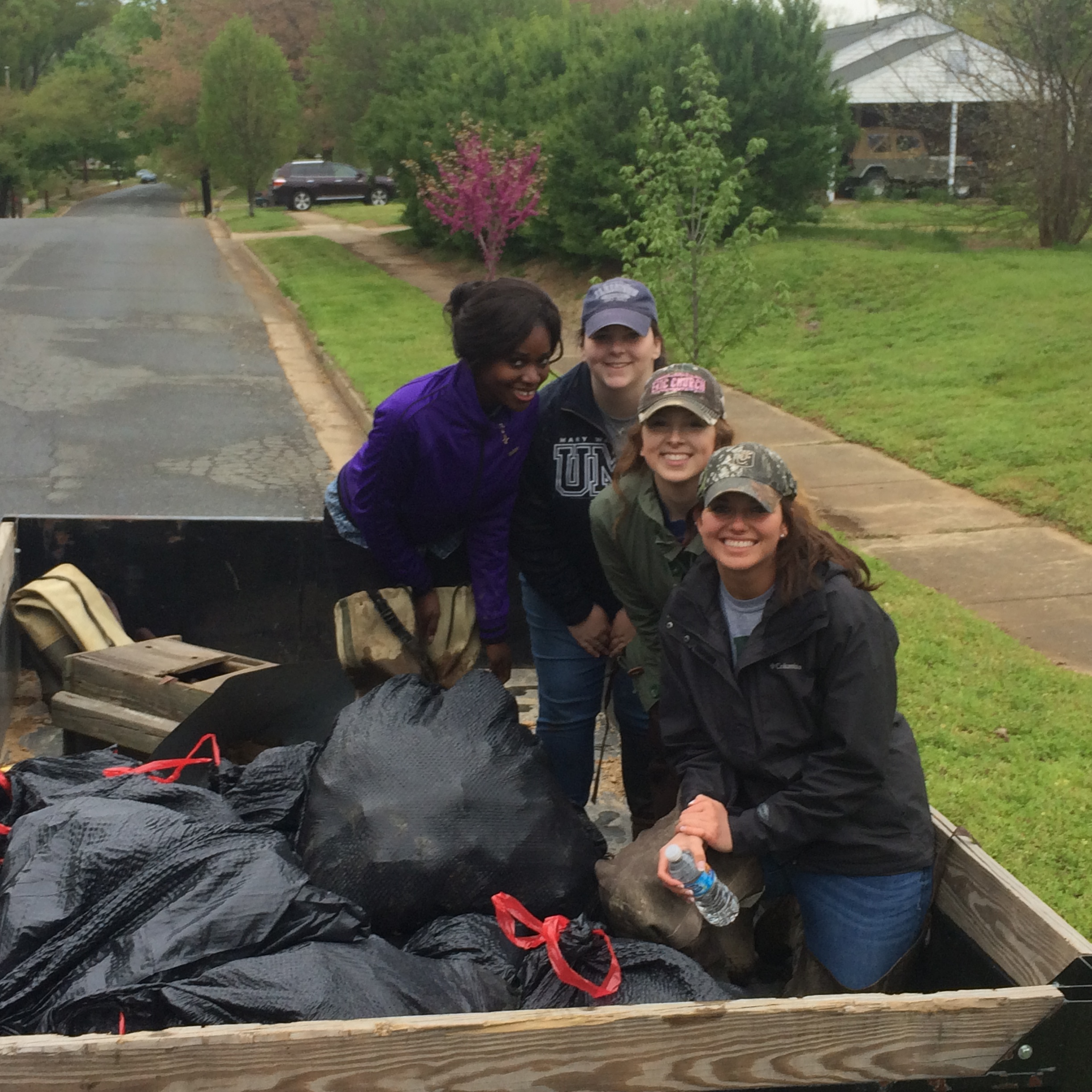Rappahannock River Cleanup